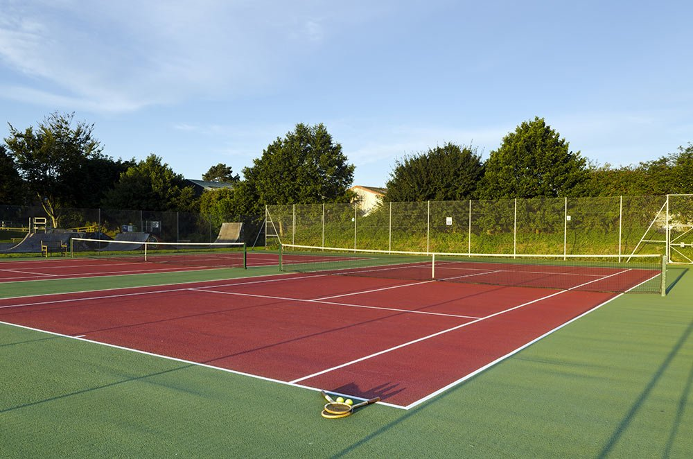 Tennis Court Builder Bay Area